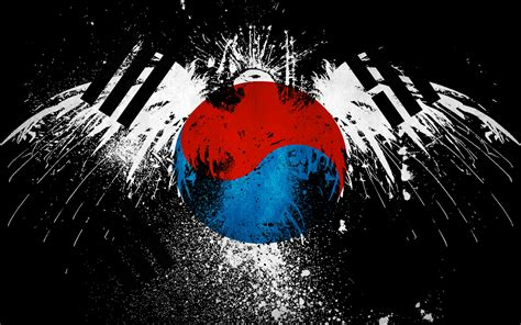 cool korean wallpaper korean flag wallpaper wallpapersafari