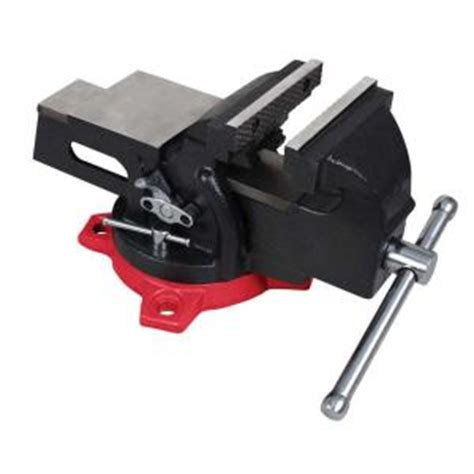 home depot bench vice olympia 5 in multi purpose bench vise with ultra quick