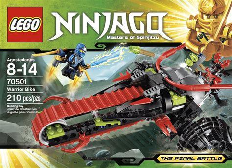 lego 70501 ninjago a warrior bike lego 70501 the warrior bike i brick city