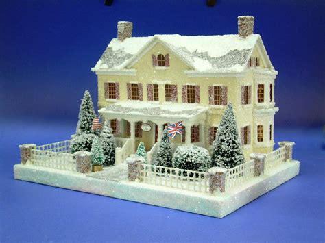putz houses glitter houses putz houses on pinterest glitter houses putz houses and christmas