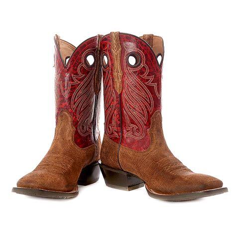 ariat mens boots ariat s cross tie boots