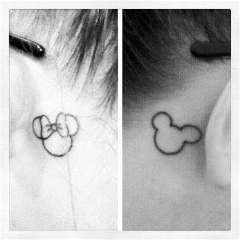 mickey mouse ears tattoo 17 best images about mickey and minnie on