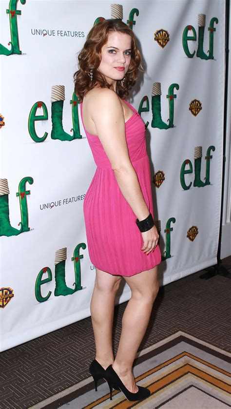 amy spanger amy spanger photos photos quot elf quot broadway opening night