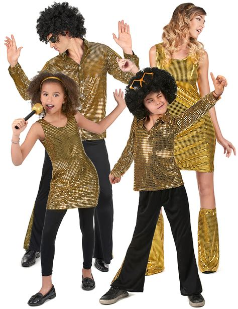 main adults costumes disco costumes for couple gold disco family costumes couples costumes and fancy