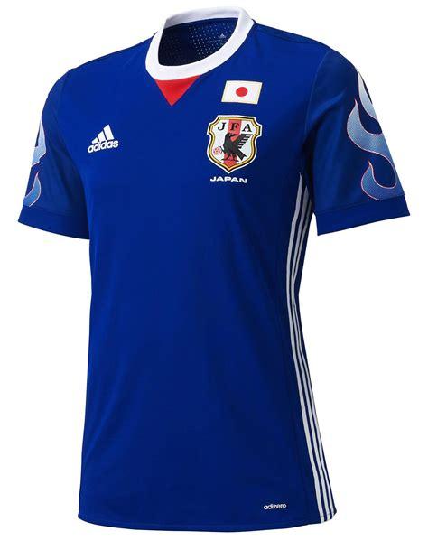 Home Kit japan 2017 home kit released footy headlines