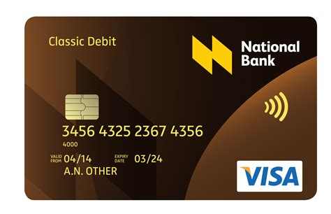 Gift Card Atm - visa classic debit national bank of kenya