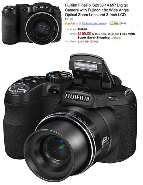 Baru Kamera Fujifilm Finepix S2950 fujifilm finepix s2950 14mp offers 18x zoom lens
