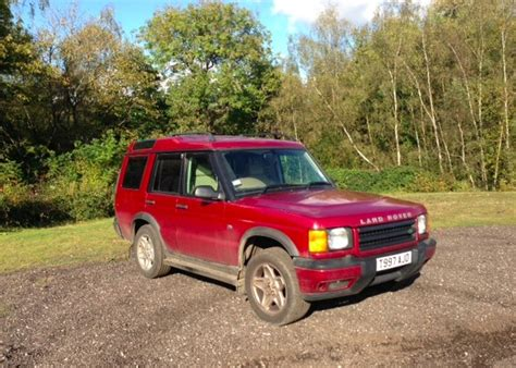 land rover discovery series 2 for sale speedmonkey living with land rover discovery series ii v8