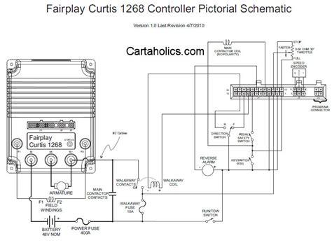 cartaholics golf cart forum gt fairplay wiring diagram