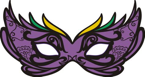 Mardi Gras Masks Clip masks clipart mardigras pencil and in color masks