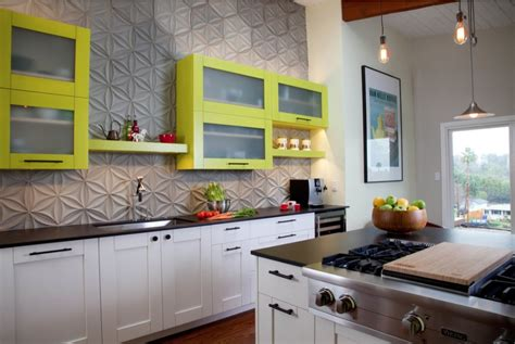 kitchen modern kitchen backsplash green cabinets 10 smart new kitchen products colors for