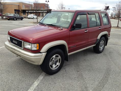 service manual removing radio from a 1997 isuzu trooper service manual how to drain gas 2000