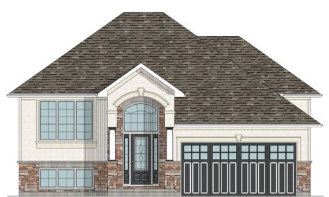 Raised Bungalow House Plans by Raised Bungalow House Plans Small House Plans Bungalow