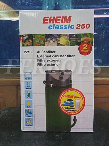 Jual Eheim 2217 Classic 600 Kaskus jual filter external eheim classic series ferboes