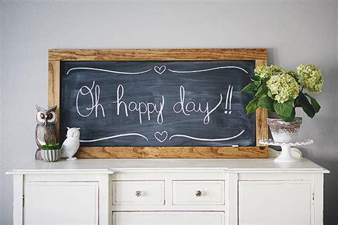 diy chalkboard large simple xl chalkboard eighteen25