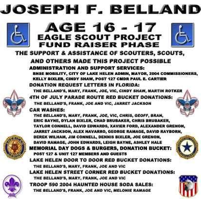Fundraising Letter For Eagle Scout Project Eagle Scout Thank You Quotes Quotesgram