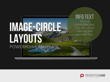 Powerpoint Design Vorlagen L Schen Bild Kreis Layouts