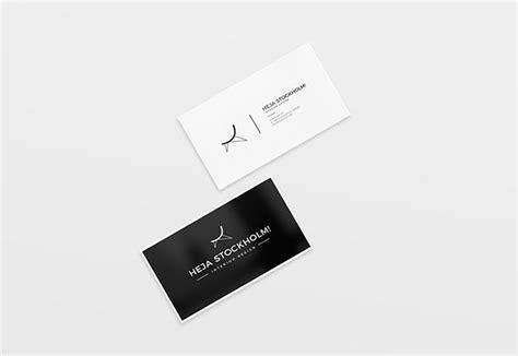 environmental design mockup business cards mockup corpethics