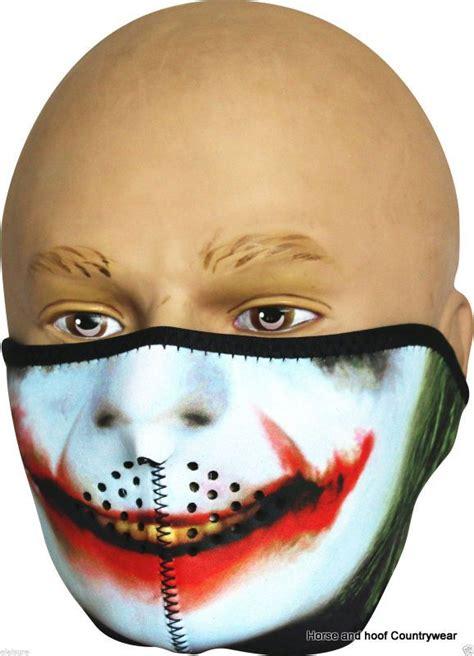 Creambath Masker Bq Yp viper neoprene half mask joker