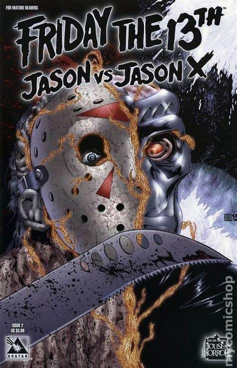 Friday X Two by Friday The 13th Jason Vs Jason X 2006 Comic Books