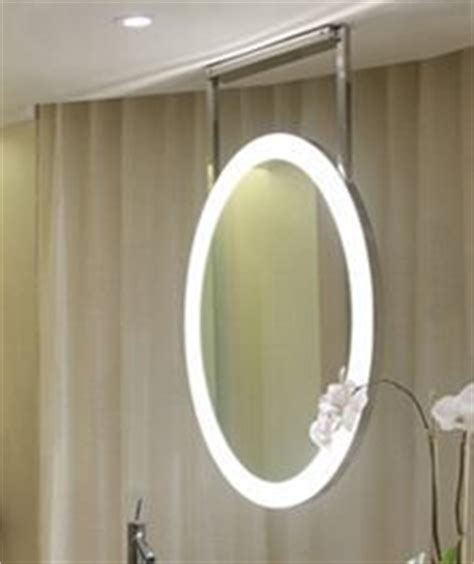 How To Hang A Mirror On The Ceiling by 11 Best Images About Ceiling Hanging Bathroom Mirror On