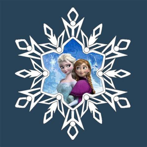 printable frozen ornaments disney frozen snowflake pattern www imgkid com the