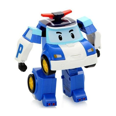 Robocar Transforming Robot машинка трансформер поли 12 см robocar roy poli transforming robot 4house by товары для дома