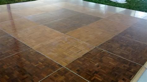 Floor X by Portable Parquet Floor Rental Iowa City Cedar Rapids