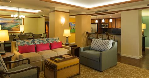 disney world 3 bedroom villas three bedroom grand villa aulani hawaii resort spa