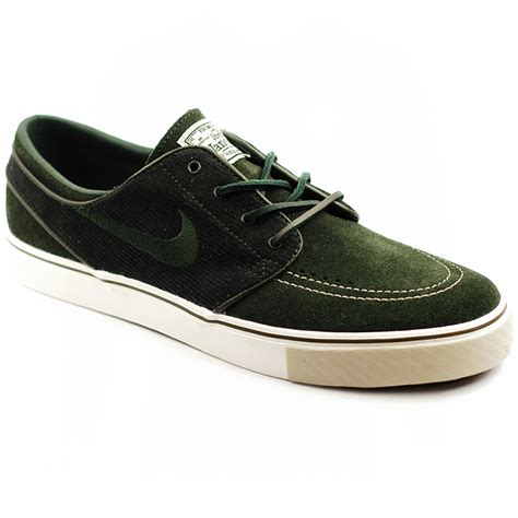 nike sb stefan janoski og army green forty two