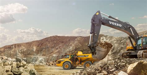 volvo rigs volvo construction equipment