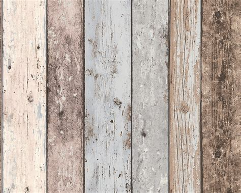 Wallpaper Sticker Motif Elegan Brown Square Ukuran 45 Cm X 10 M wallpaper wood design board beige grey as creation 8550 39
