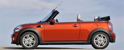 orange cars mini coopers mini cooper convertible and convertible on