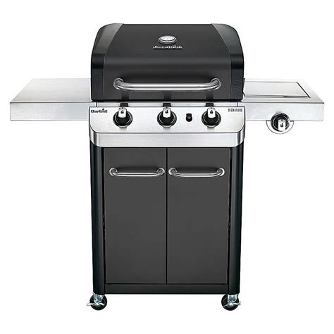 char broil commercial series outdoor sink char broil signature 3 burner 463348017 grill review