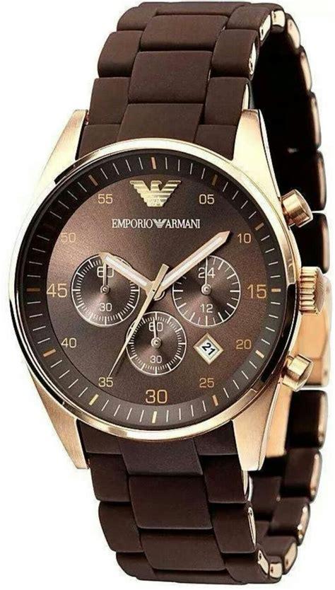 Original Armani 4 10 x brand new emporio armani designer watches complete