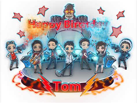 happy birthday tom images tom cavanagh images happy birthday tom hd wallpaper and