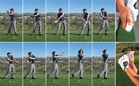 how to swing golf club squeeze the tube golf tips magazine