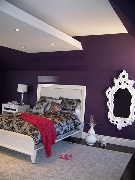 purple paint colors for bedroom extraordinary best bedroom colors house interior design