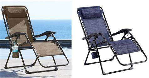Sonoma Outdoors Antigravity Chair by Kohl S 24 74 Sonoma Goods For Patio Antigravity