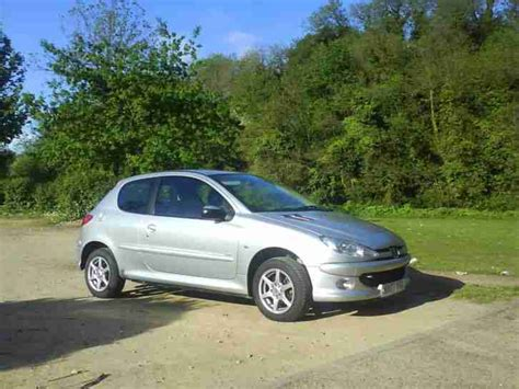 peugeot silver peugeot 2007 206 look silver car for sale