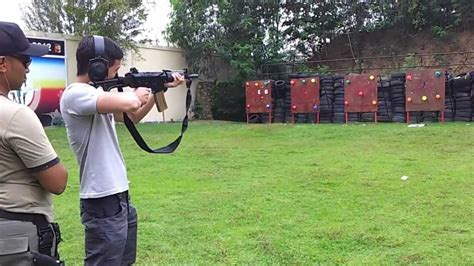 lu tembak lu kabut 2pcs latihan menembak mp4