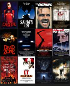 top 10 stephen king based on the popular books