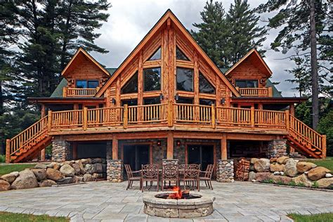 log home plans world outdoors log homes 7 outdoor fireplaces for your log home the log home