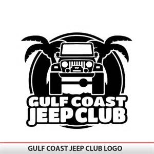 Jeep Logo Decal Gulf Coast Jeep Club Logo