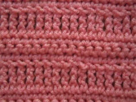 how to crochet tracks track crochet stitch crochet pattern