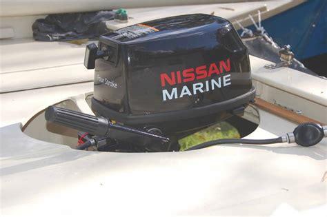 element a wharram tiki 21 catamaran nissan 5hp 4 stroke