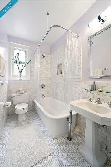 new york apartment bathrooms floor and wall tile shower rod prewar ideas