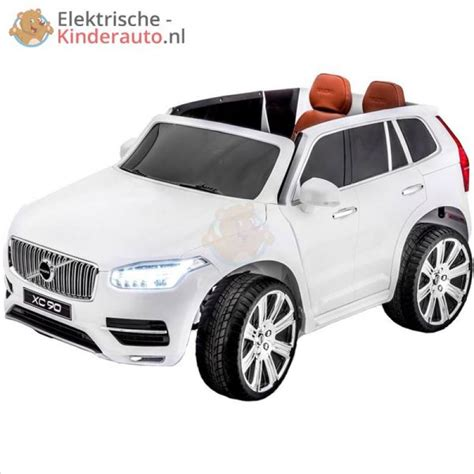auto volvo witte volvo xc90 kinderauto gratis levering in nl be