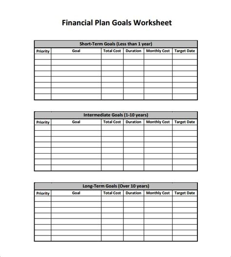 Financial Plan Templates 11 Word Excel Pdf Documents Download Free Premium Templates Financial Advisor Business Plan Template