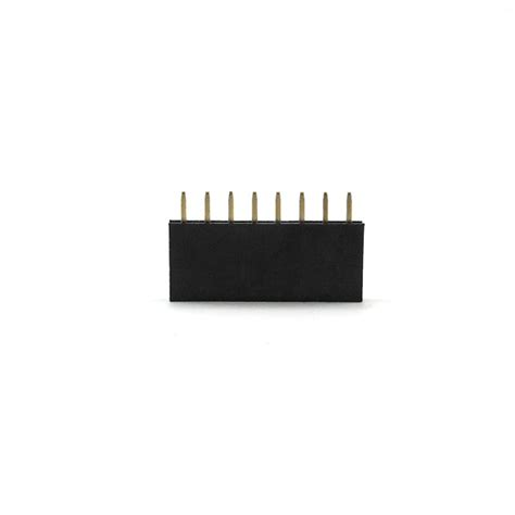 Header Single Square 8 Pin For Arduino Board Header 8 Pins Pack Of 4 Pcs Artekit